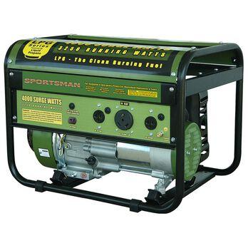 Sportsman Propane 4000 Watt Generator