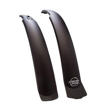 Clip-On Bike Fender