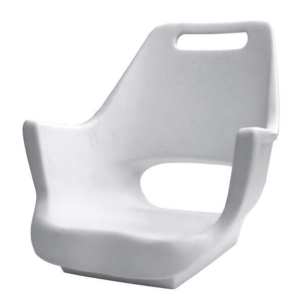 Wise Deluxe Pilot Chair, Seat Shell Only