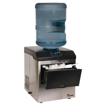 Stainless Steel Ice Maker and Water Dispenser