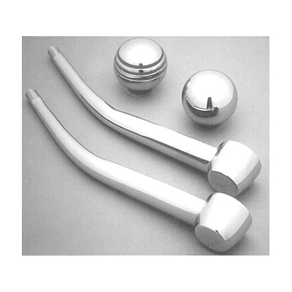 SeaStar Solutions Replacement Stainless Steel Throttle Knob Only