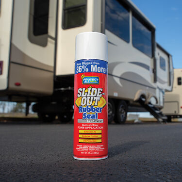 Protect All Slide Out Rubber Seal Treatment