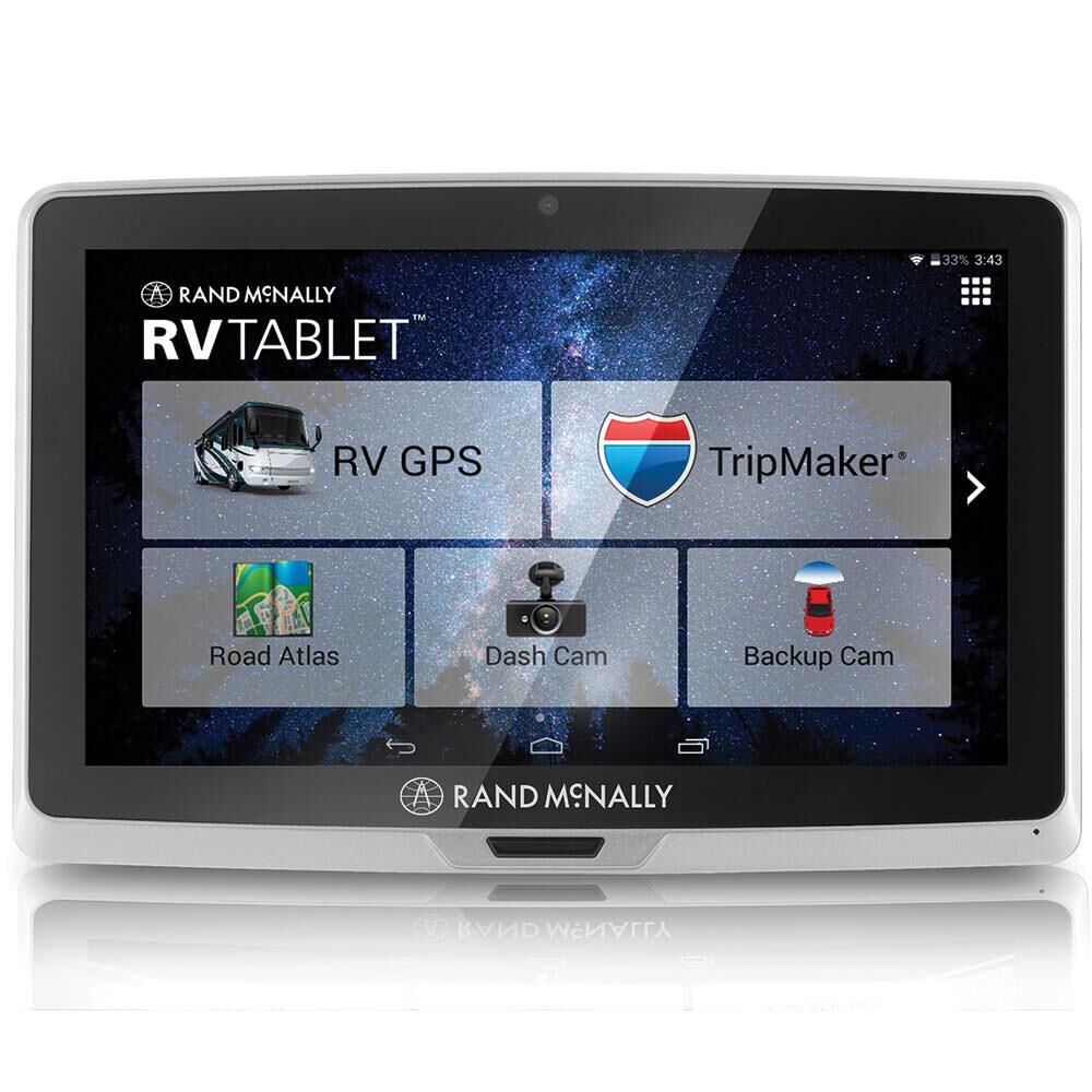 Rand Mcnally Gps >> Rand Mcnally Rv Tablet 70 Gps Rand Mcnally 0528018485 Gps