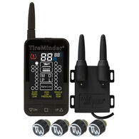 TireMinder TM-88C Color Tire Pressure Monitoring System with 4 Transmitters