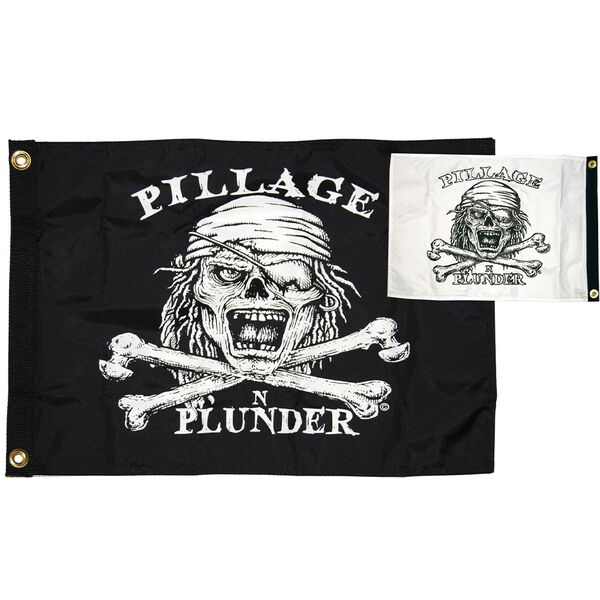 """Pilage and Plunder, 12"""" x 18"""""""