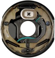 "Replacement Electric Brake Assembly, 10"" - Left"