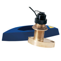 Garmin B744V Thru-Hull Mount Transducer With Fairing Block