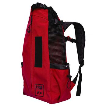 K9 Sport Sack AIR, Medium, Ruby Red