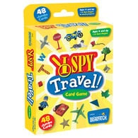 I SPY Travel Card Game