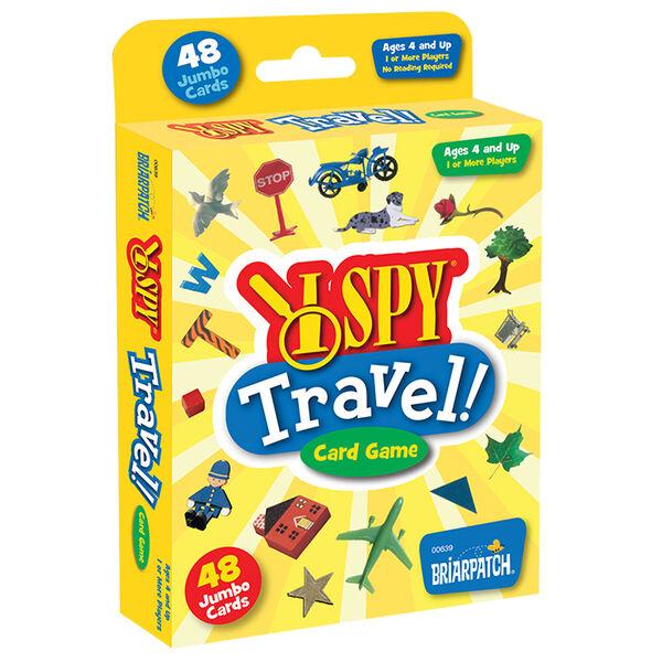 I SPY Travel Card Game