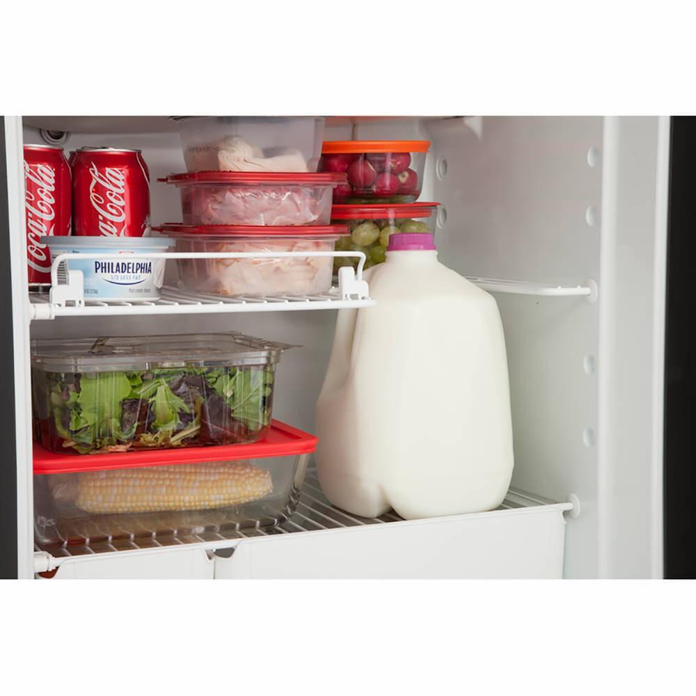 Dometic New Generation RM3762 2-Way Refrigerator, Double Door, 7 0 Cu  Ft