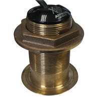 SI-TEX Tilted-Element Bronze Thru-Hull Transducer for CVS-126 & CVS-128