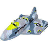 Airhead Jet Fighter 4-Person Towable Tube
