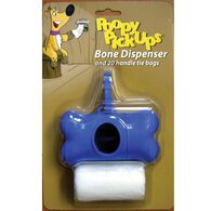 Bone Pet Waste Bag Dispenser