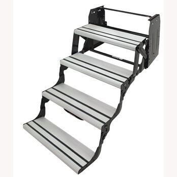 Alumi-Tread Step® Manual RV Step, Quad