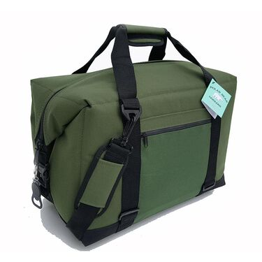 Polar Bear 24 Pack Cooler, Green