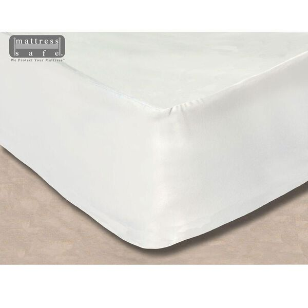 """All-In-One Mattress Protector and Fitted Sheet, 60"""" x 97"""