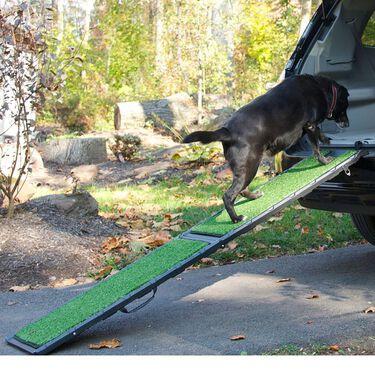 Gen7Pets Natural-Step Pet Ramp