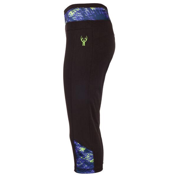 Huntworth Women's Lifestyle Active Capri Pant