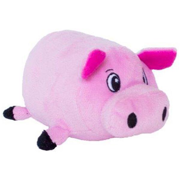 Outward Hound Small Fattiez Pig Dog Toy