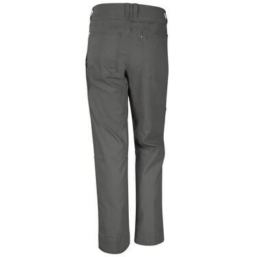 Ultimate Terrain Men's Essential Fleece-Lined Stretch Canvas Pant