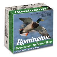 "Remington Sportsman Hi-Speed Steel Shot Shells, 20-Ga., 3"", #2 Shot"