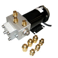 Simrad RPU80 Reversible Hydraulic Steering Pump, 12V