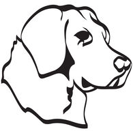 Labrador Vinyl Decal
