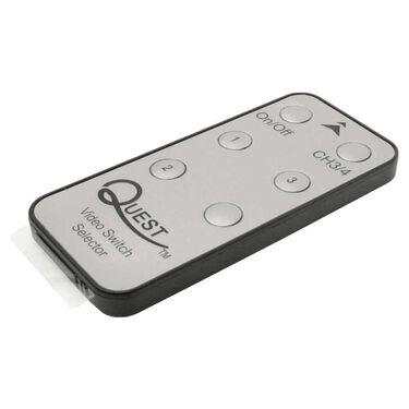 Wireless Infrared Remote for Quest QS53E