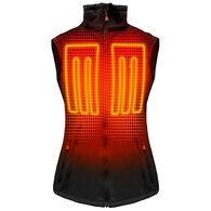 ActionHeat Women's 5V Battery-Heated Softshell Vest
