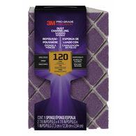 3M Pro Grade Precision Sanding Sponge, 120-grit