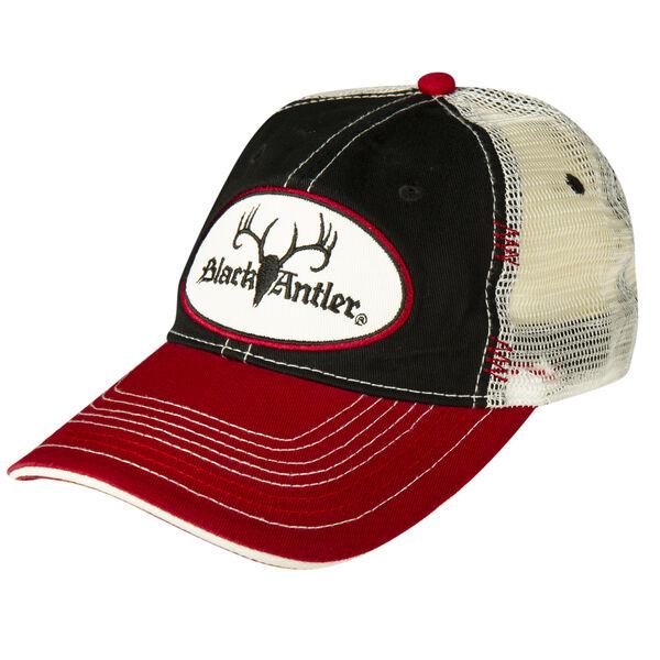 Black Antler Men's Motor Trucker Cap