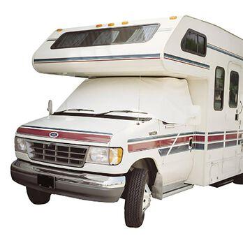 Polar White Bonnet - Chevy/GMC Endura & Kodiak '04-'16