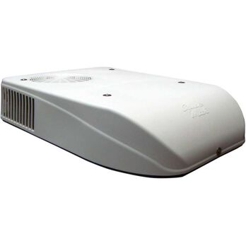 Coleman-Mach 8 Replacement Shroud, Arctic White