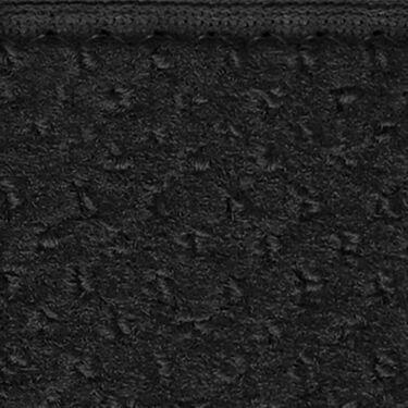 Decorian 3-Piece RV Rug Set, Jet Black