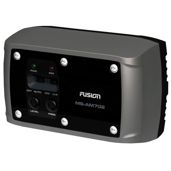 FUSION CLASS D 2 CHANNEL SUPER COMPACT ZONE AMP