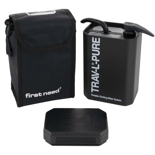 General Ecology First Need Trav-L-Pure Portable Water Purification System