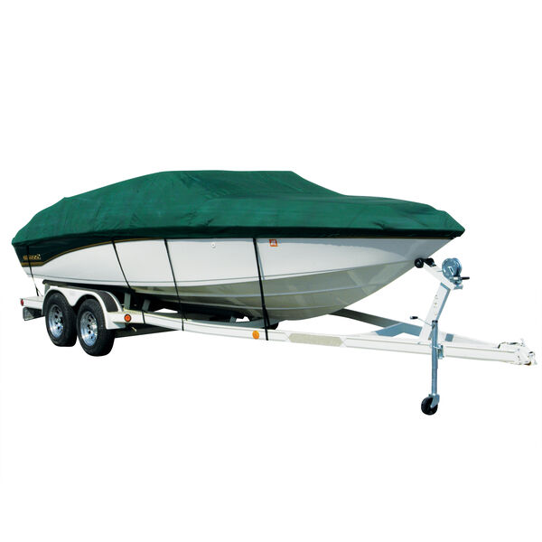 Exact Fit Covermate Sharkskin Boat Cover For SEA RAY 200 OVERNIGHTER