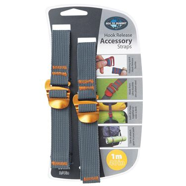 Sea to Summit 20mm Accessory Straps with Hook Release