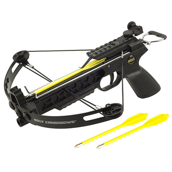 BOLT Crossbows Pitbull Handheld Crossbow Package