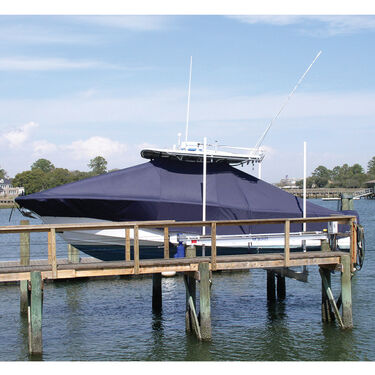 Taylor Made T-Top Boat Cover for Boston Whaler 200 Dauntless