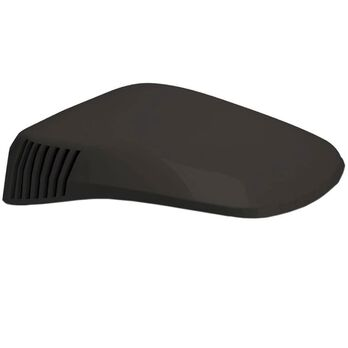 Dometic Blizzard NXT Air Conditioner Replacement Shroud, Black