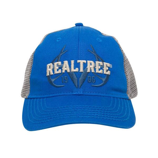 Realtree Men's Antler Logo Trucker Cap