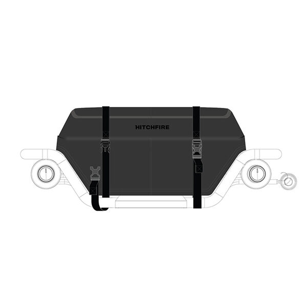 Hitchfire Forge 15 Grill Cover
