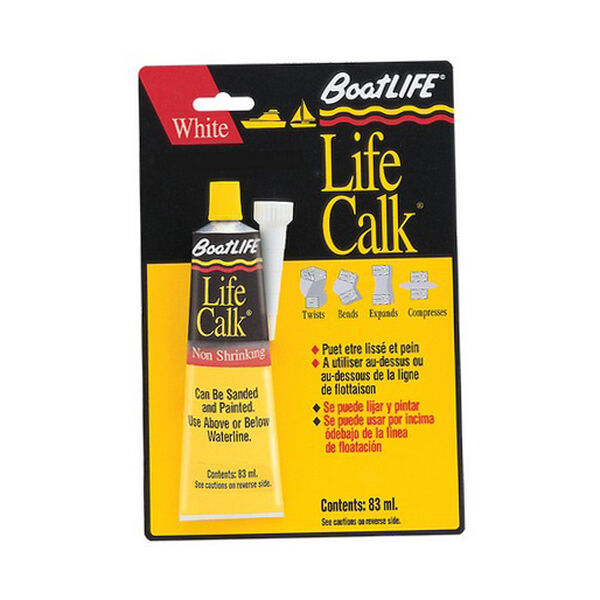 BoatLIFE Life-Calk Sealant Tube, 2.8 fl. oz.