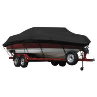 Exact Fit Covermate Sunbrella Boat Cover For PROCRAFT PRO 185 AND PORT TROLL MOTOR