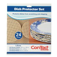 Dish Protectors - Taupe