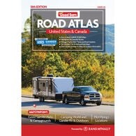 Rand McNally Road Atlas, Good Sam Edition, US & Canada