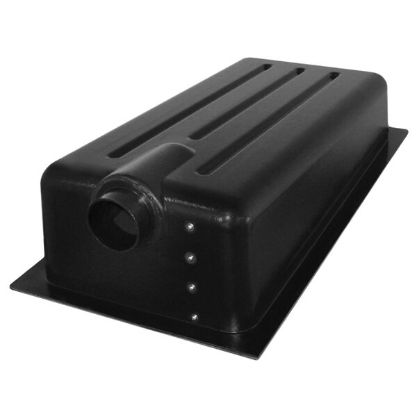 ICON Technologies HT147ED Holding Tank, Center End Drain, 13 Gallons
