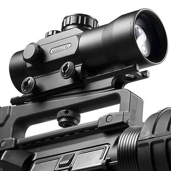 Barska Red Dot AR-15 Scope, 30mm